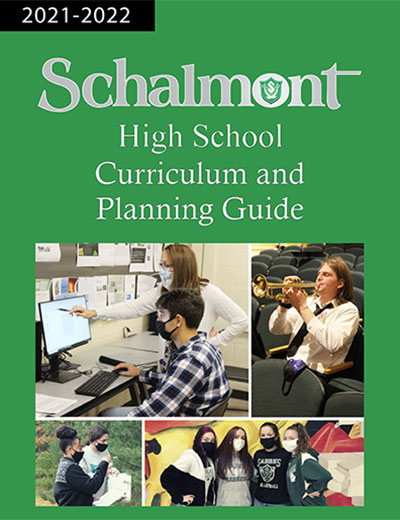 2021-2022 High School Curriculum and Planning Guide